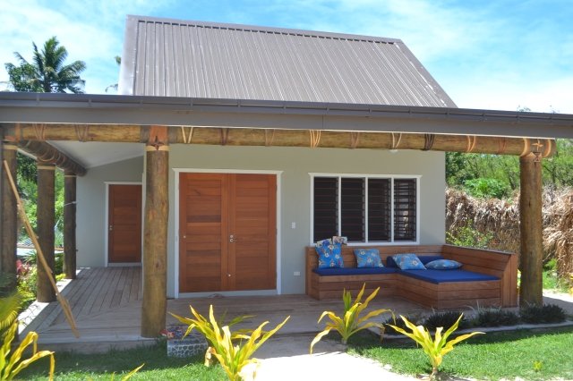 Our two bedroom villa