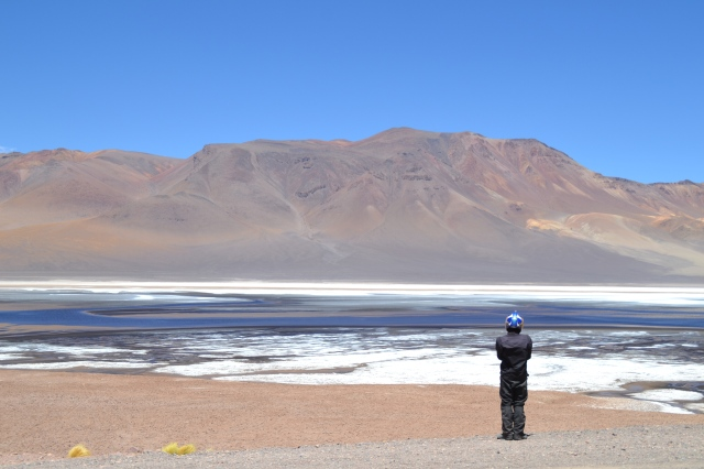 Nearing the Chilean Border